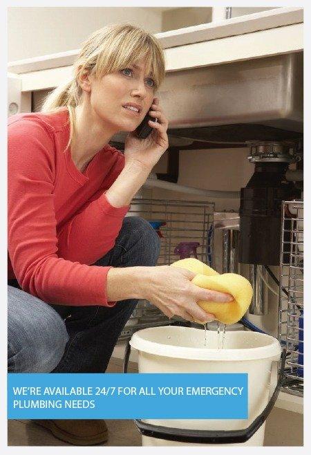 Steins Plumbing 24 hour emergency plumbing service